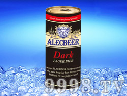 艾利客啤酒1L(黑)