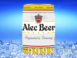 艾利客啤酒5L(白)