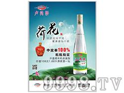 北京卢沟桥荷花酒42度清香型