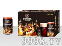 德国汉姆蕾顿啤酒黑啤