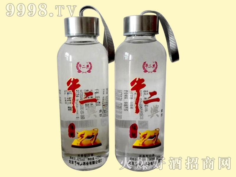 牛二�d陈酿白酒42°420ml-白酒招商信息
