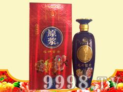 酒池窖原浆酒-花开富贵(蓝)
