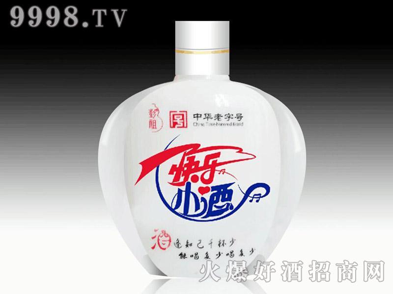谷色天香-快乐小酒(深蓝色)