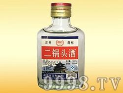 北京二锅头酒白瓶100ml