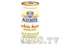 艾利客啤酒1L(白)