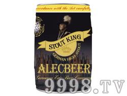 艾利客啤酒5L(黑)