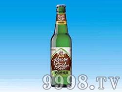 罗森桥爱因斯坦啤酒(绿瓶)