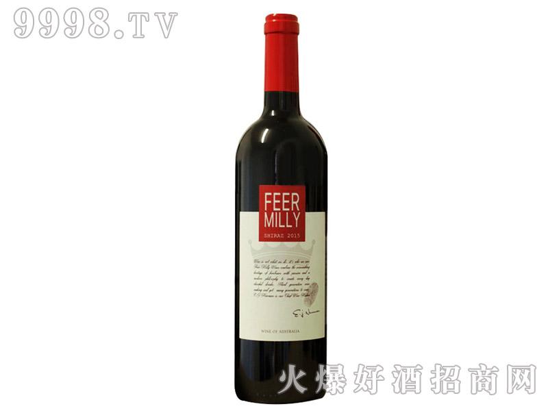 法米丽-2016澳洲西拉干红葡萄酒750ML
