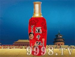 酒中仙-红鸿福瓶装