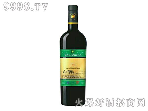 西班牙卡隆达原瓶进口有机干红葡萄酒