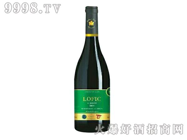 洛菲克原瓶进口有机干红葡萄酒