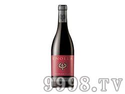 红色恩诺拉干红葡萄酒
