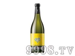 黄色恩诺拉干白葡萄酒