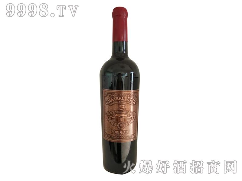洛菲克原瓶进口有机干红葡萄酒750ml