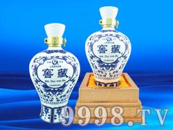 窖藏酒52度(蓝坛)