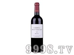 法国波尔多高佳欣酒庄AOC干红葡萄酒