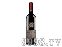 法国卡赛欧德古酒庄AOC干红葡萄酒