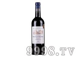 法国帕德酒庄AOC干红葡萄酒