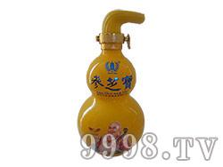 葫芦瓶装参芝宝