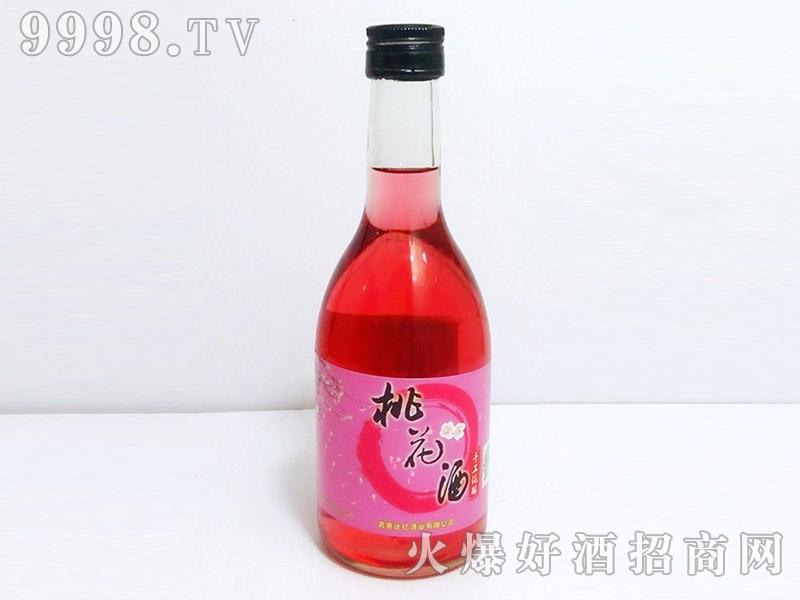 西塘之夜-桃花酒
