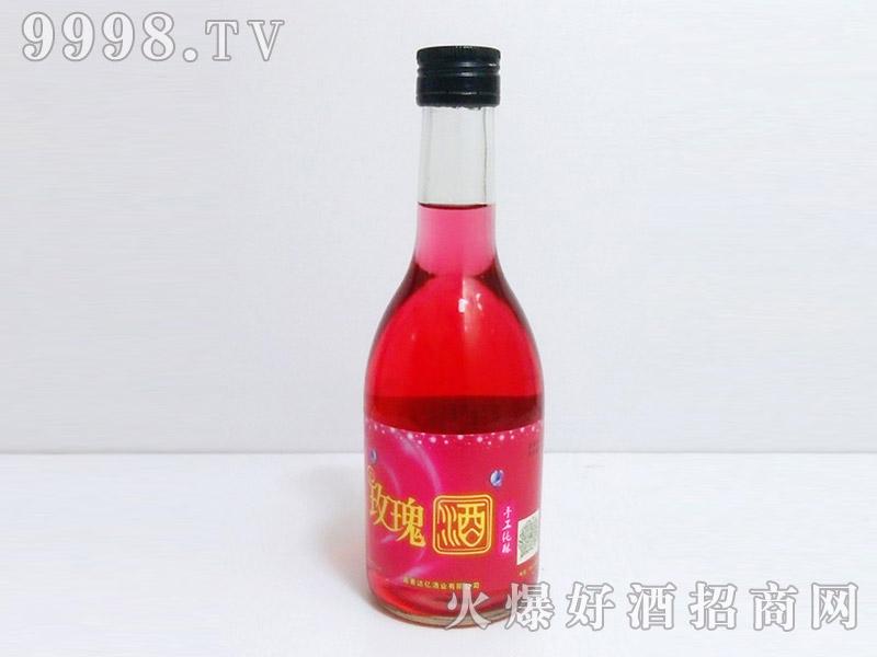 西塘之夜-玫瑰酒