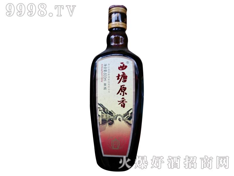 浙江嘉善西塘原香谷香黄酒500ML