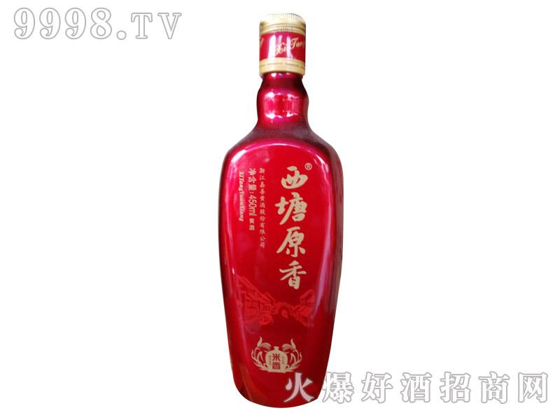 西塘特产-西塘原香米香型黄酒450ML