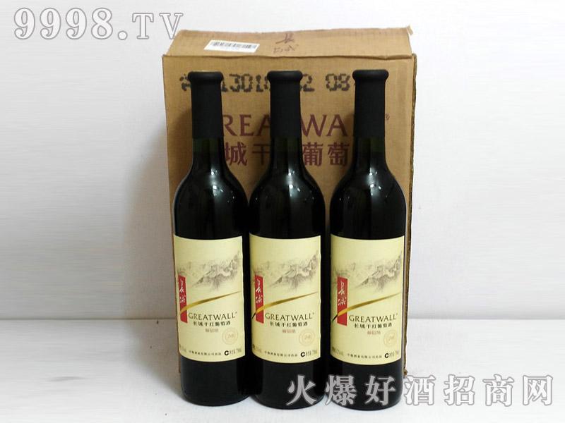中粮长城解百纳清爽型干红葡萄酒