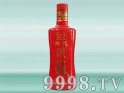 曹腾贡青花淡雅酒