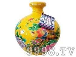 刘氏吉酒・黄坛