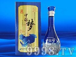 中国梦淡雅酒