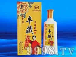蓝梦苏丰藏柔和8酒