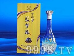 蓝梦苏金福酒