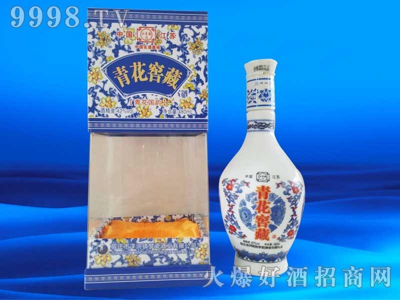 洋河青花窖藏酒