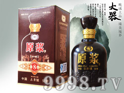 古井镇原浆酒8