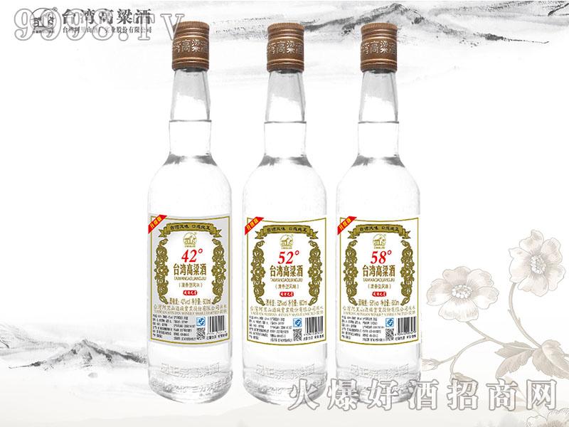 台湾高粱酒-闽酒之星600ml