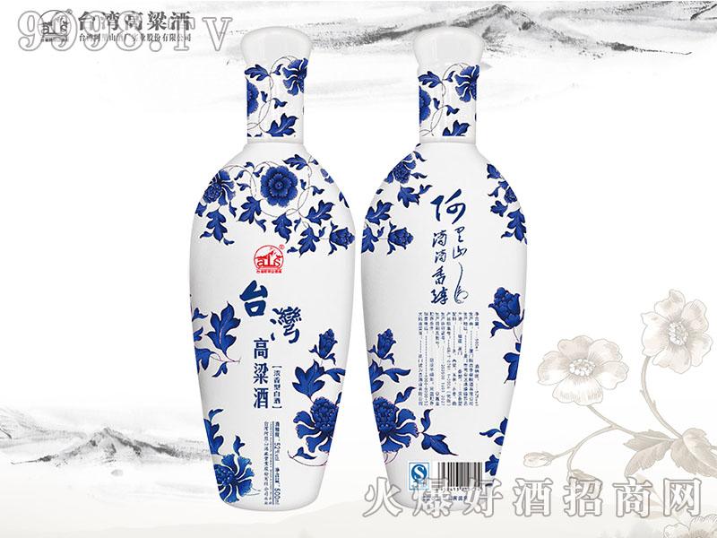 台湾高粱酒-青花瓷