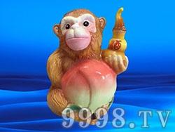 灵猴献寿酒