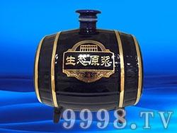 生态原浆腰鼓坛酒(蓝)