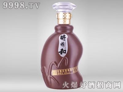 华晶玻璃酒瓶・将相和酒CP-164