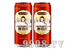 唐伯虎啤酒激情版500ml