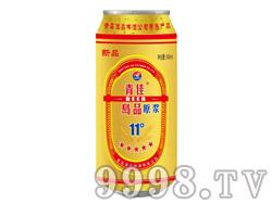 青岛佳品原浆啤酒500ML
