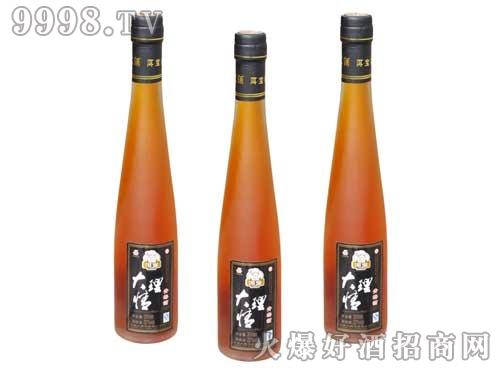 350毫升磨砂瓶青梅酒
