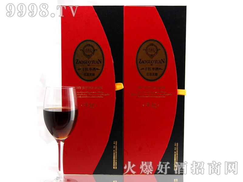 枣果源-干红枣酒精酿12度
