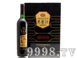 枣果源-750毫升枣醋饮品(外包)