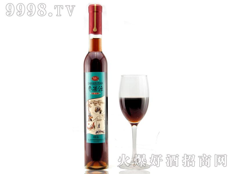枣果源-375毫升枣醋饮品