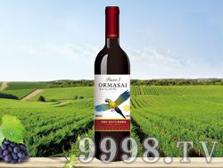 欧曼莎・展翅飞翔红标干红葡萄酒