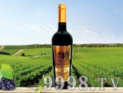 圣宝蓝庄园土豪金干红葡萄酒