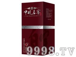 中皖名窖酒42度500ml
