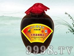 大荒至樽-大荒高粮精品酒65度